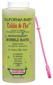 加州宝宝泡泡浴液