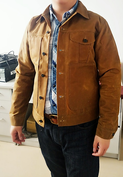 Filson Mens Short Cruiser Jacket
